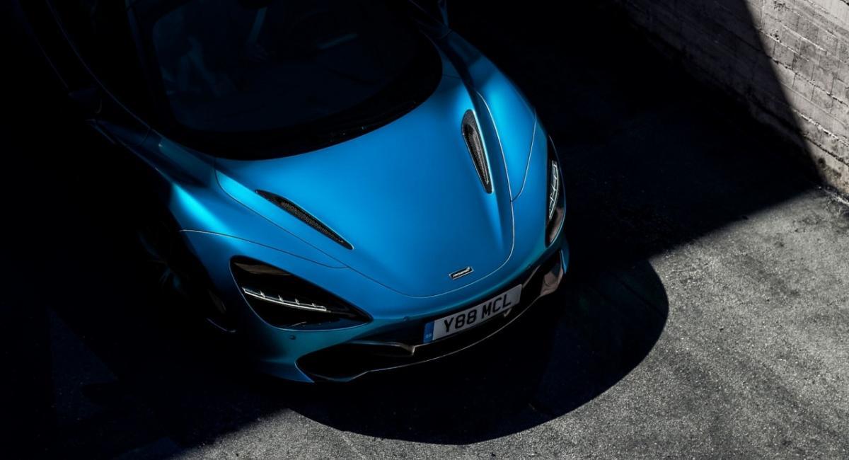 Στις 8 Δεκεμβρίου η παρουσίασή της McLaren 720S Spider [Vid]