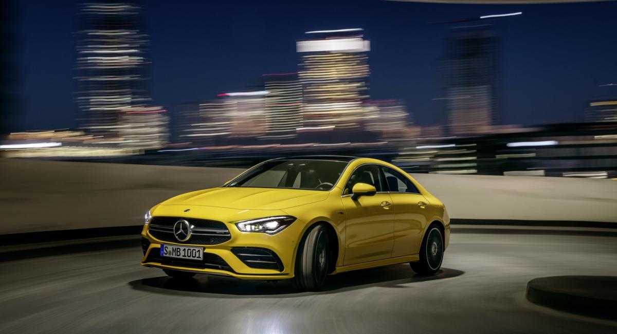 Mercedes-AMG CLA 35 4MATIC με 306 άλογα