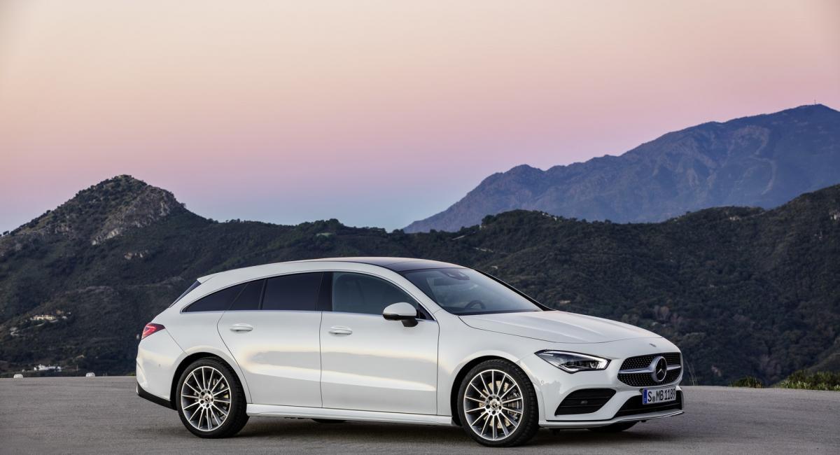 Νέα Mercedes CLA Shooting Brake