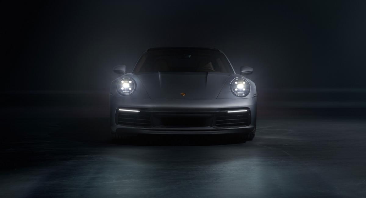 Αυτή είναι η νέα Porsche 911