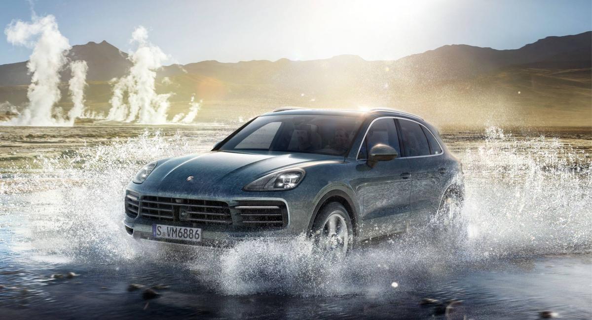Αυτή είναι η νέα Porsche Cayenne [Vid]