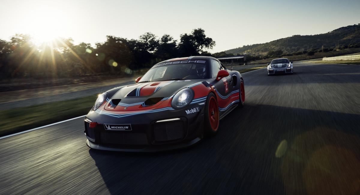 Επίσημο: Porsche 911 GT2 RS Clubsport