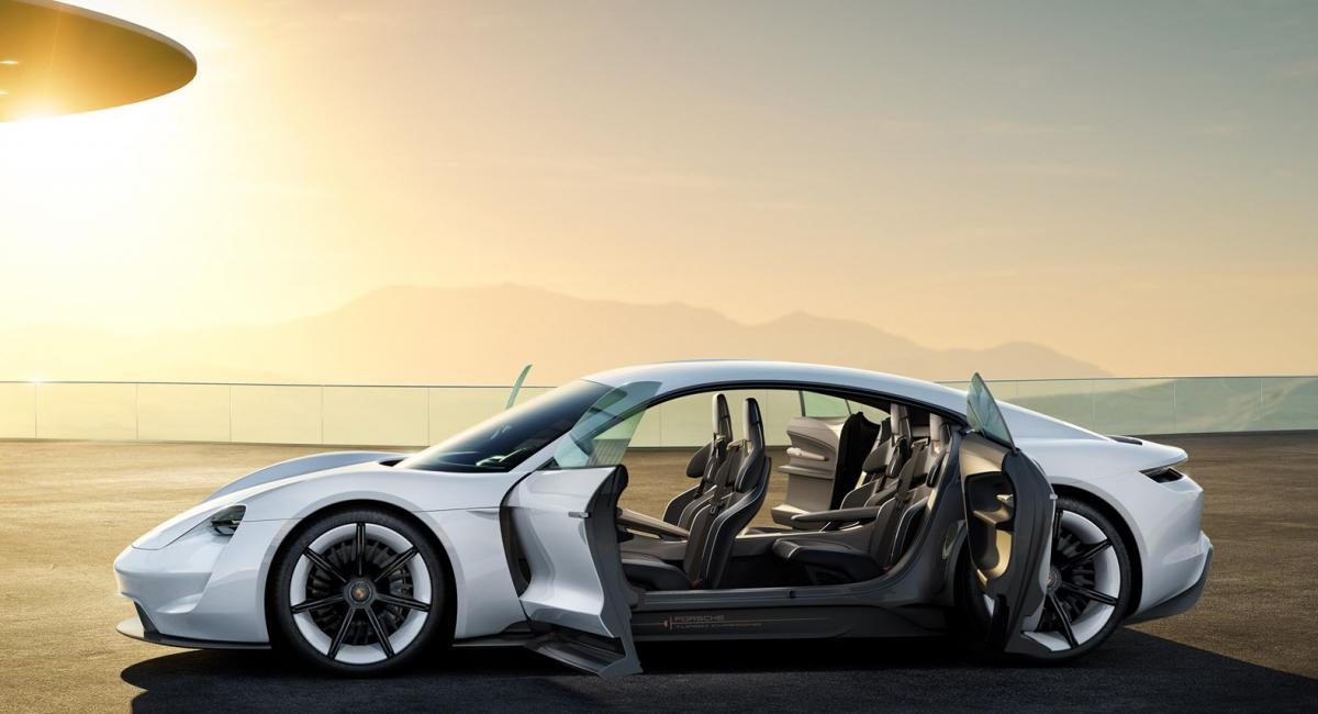6 δις ευρώ επενδύει η Porsche στην ηλεκτροκίνηση