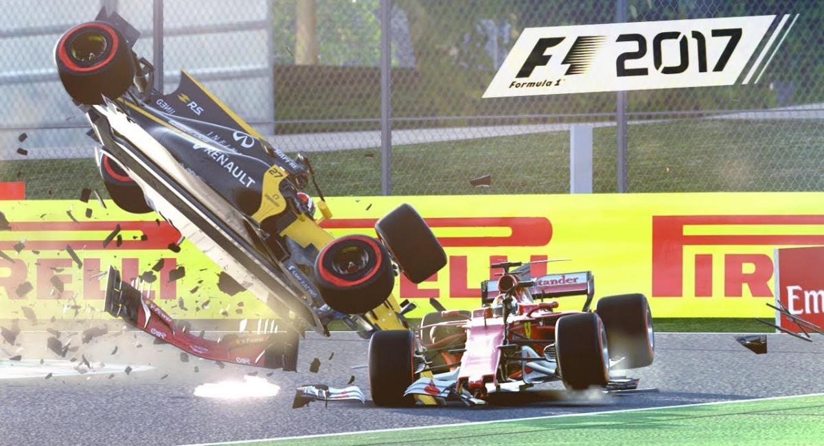 Τα πιο περίεργα ατυχήματα στην Formula 1 [Vid]