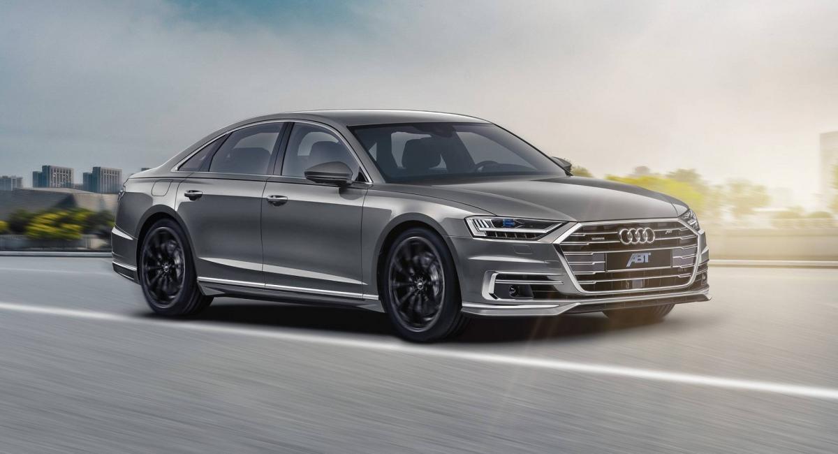 Audi A8 από την ABT