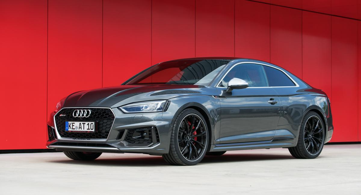 Το Audi RS5 Coupe ABT