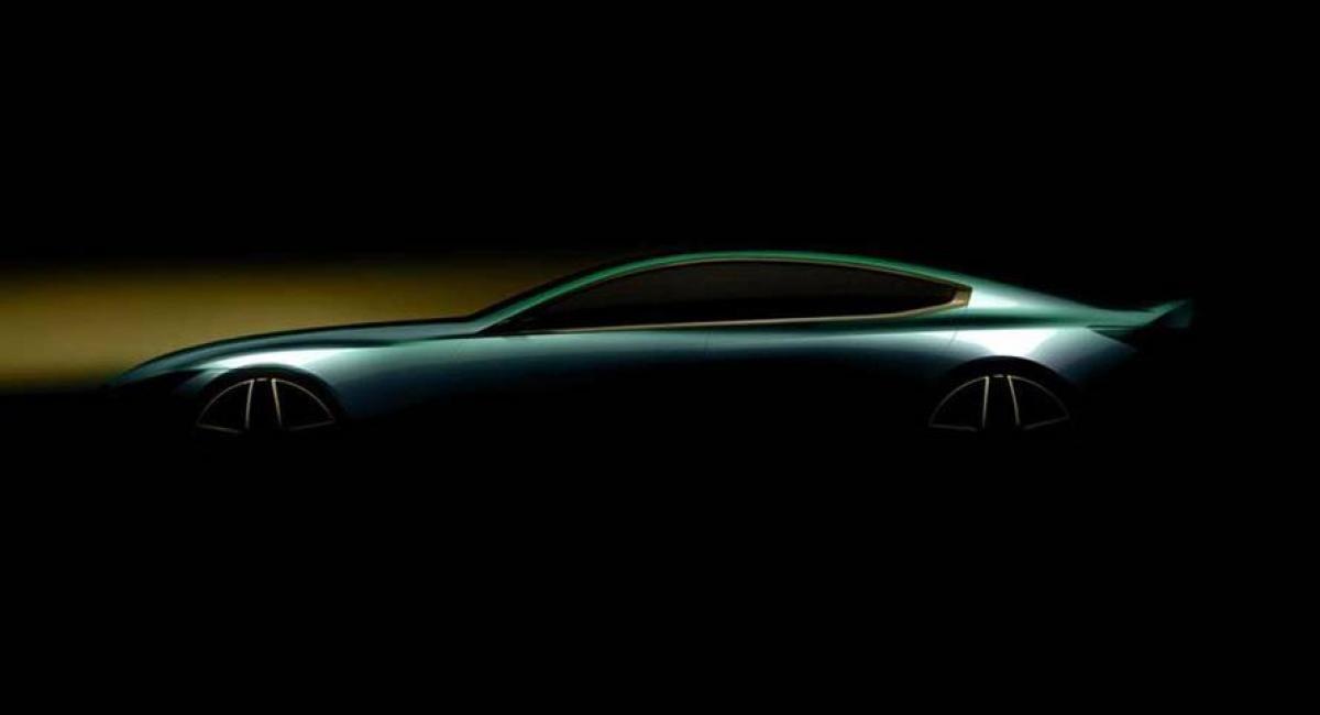 H BMW Σειρά 8 Gran Coupe στην έκθεση της Γενεύης