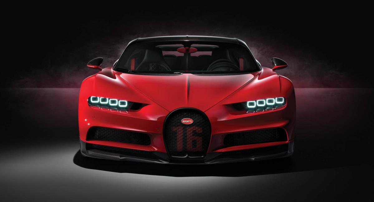 Η Bugatti Chiron Divo των 5 εκατ. ευρώ θα παρουσιαστεί στο Pebble Beach