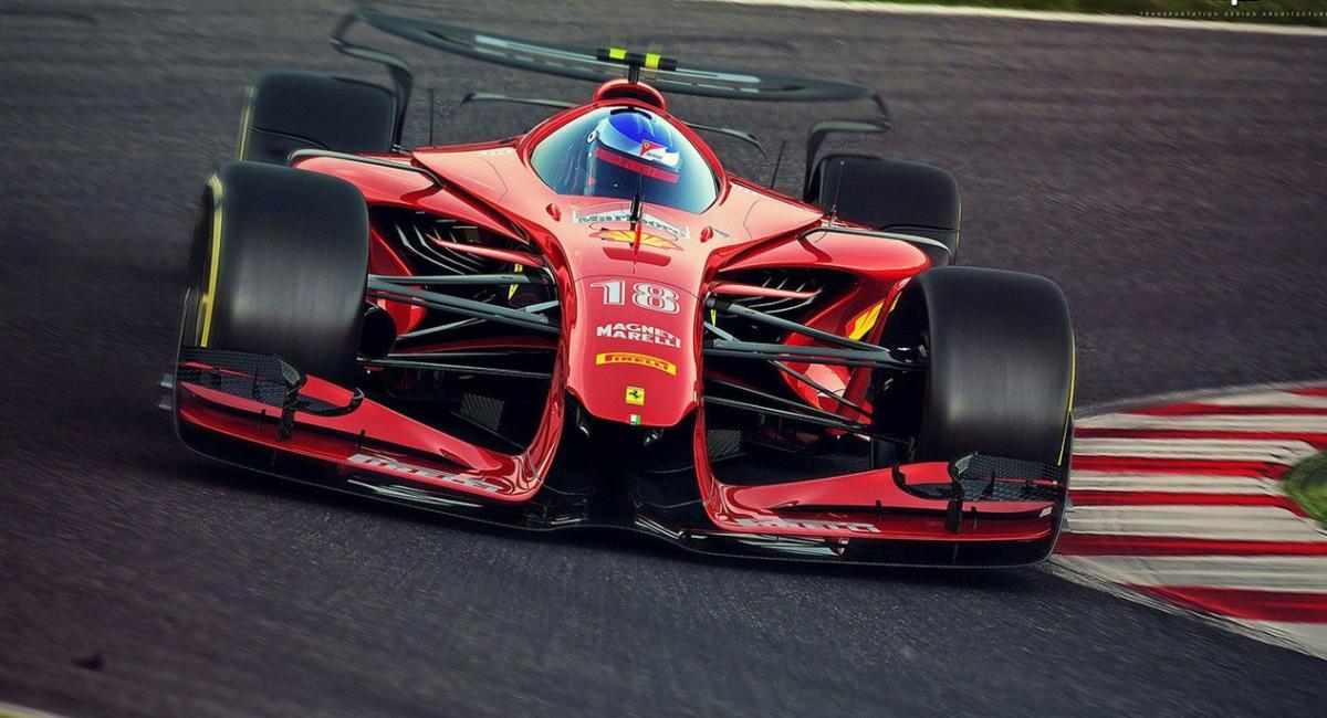 Μακάρι να είναι έτσι η Formula 1 του μέλλοντος