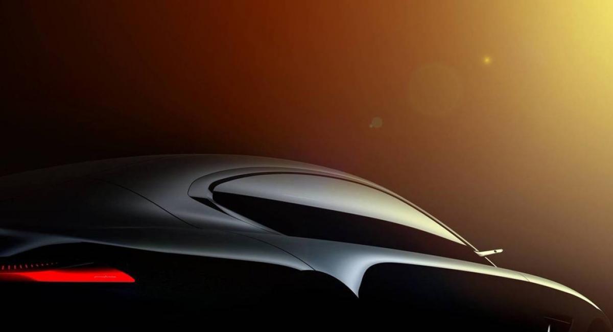 Στη Γενεύη το HK GT Concept του Pininfarina
