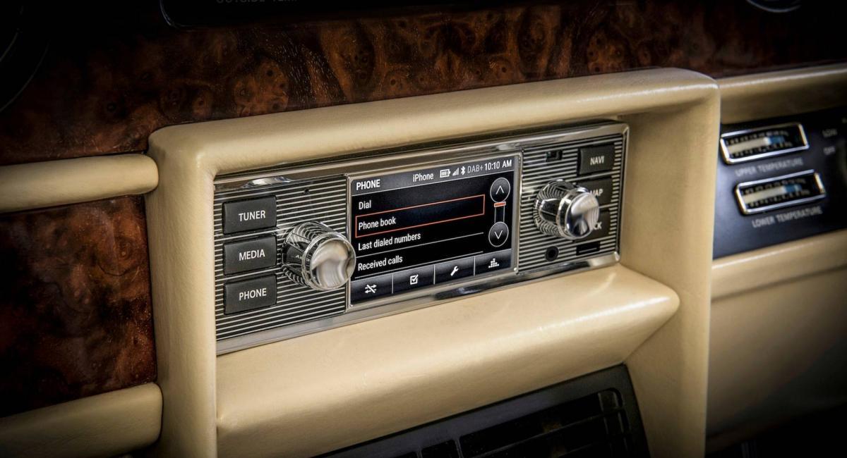 Nέο σύστημα πολυμέσων από την Jaguar Land Rover για τα κλασικά της μοντέλα.