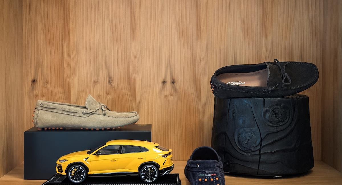 Συλλογή με τα αξεσουάρ της Lamborghini Urus