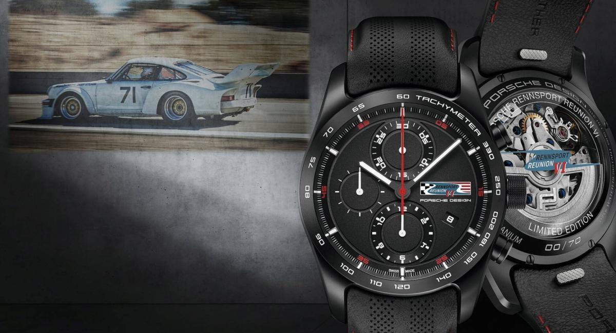 Ακόμη ένα επετειακό ρολόι από την Porsche