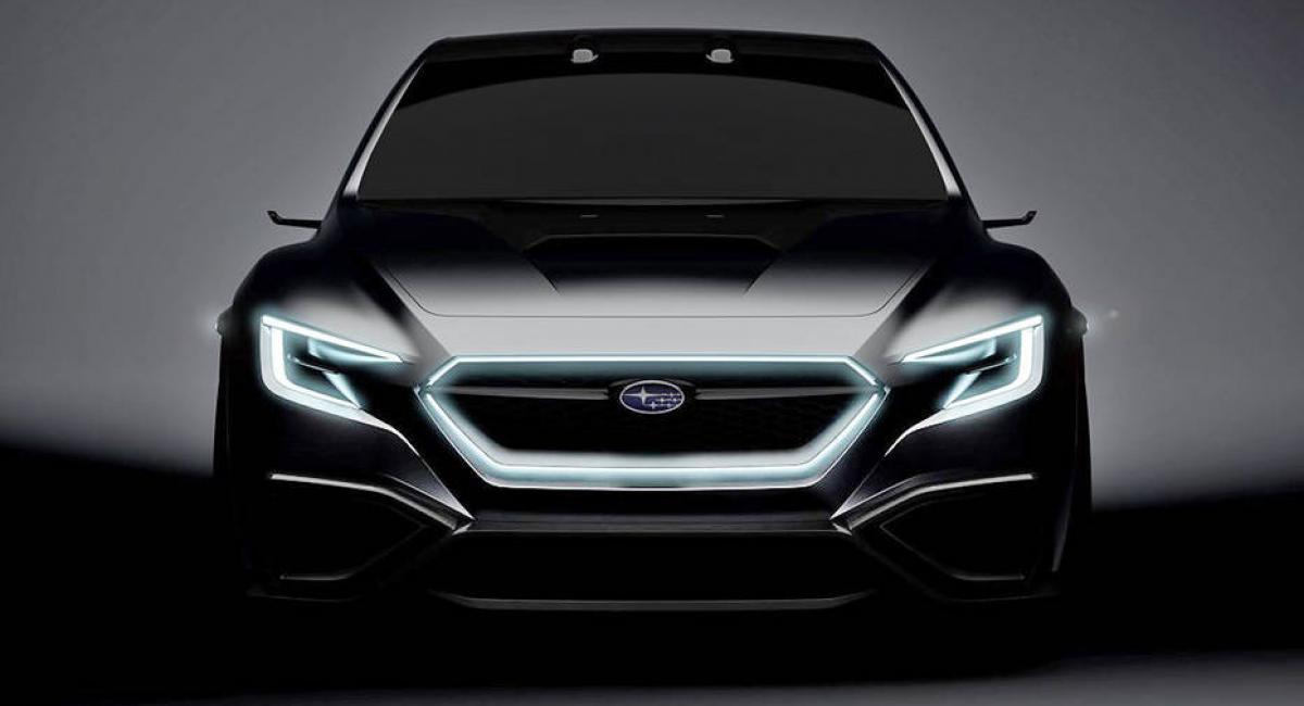 Subaru VIZIV Performance Concept στο Τόκιο