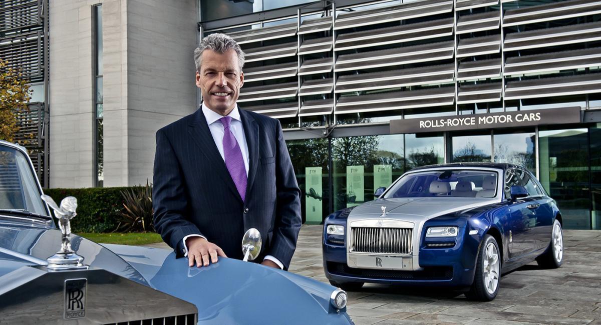 Τα «καρφιά» CEO Rolls-Royce για την Bentley Bentayga