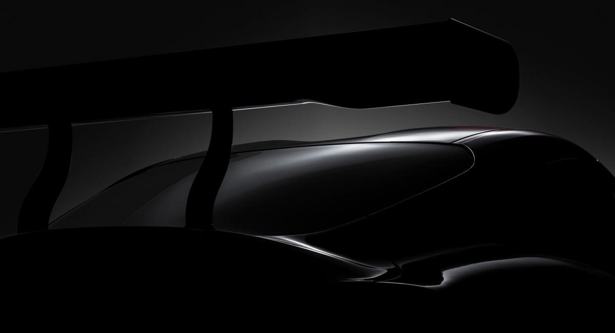 Toyota Supra Concept στη Γενεύη