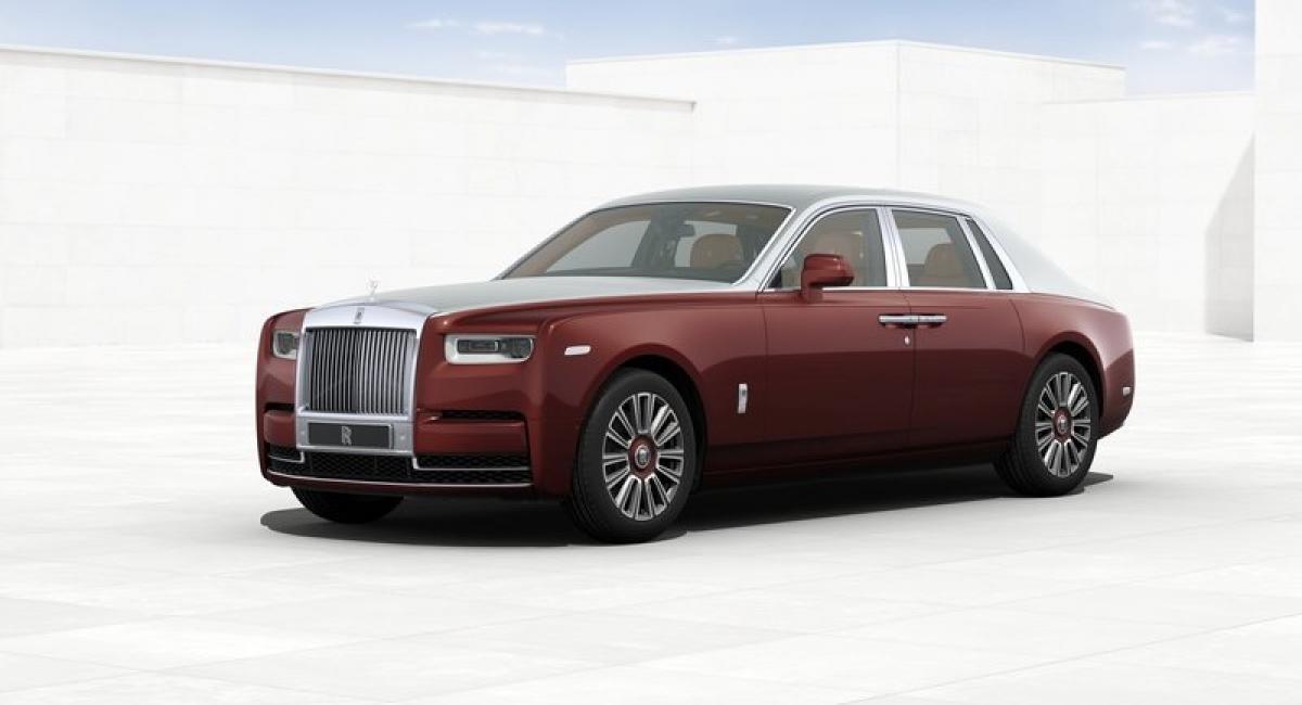 Δοκιμάζοντας τη νέα Rolls-Royce Phantom. Η πολυτέλεια σε ρόδες [Vid]