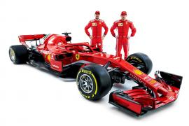 Επίσημο: Ferrari SF71H [Vid]