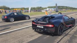 Audi S4 vs Bugatti Chiron στα 1.000 μέτρα [Vid]