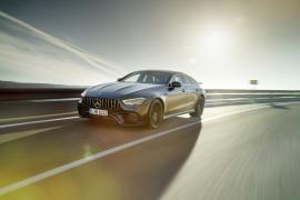 Mercedes-AMG GT 4-Door Coupe στην Έκθεση Γενεύης