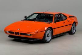 640.000 Euro για αυτή τη BMW M1!