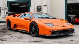Πωλείται μια Lamborghini Diablo GTR