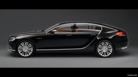 Τετράθυρο supercar ετοίμασε η Bugatti