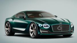 Ηλεκτρικό μοντέλο πριν το 2025 η Bentley