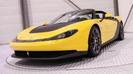 Ferrari Pininfarina Sergio πωλείται σε αστρονομικό ποσό