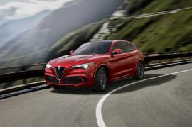 Alfa Romeo Stelvio Quadrifoglio έφτασε στην Ελλάδα