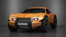 Zarooq Sand Racer 500 GT: Με off road χαρακτήρα και επιδόσεις supercar