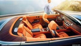 Rolls Royce Dawn... εσωτερικό πέρα από κάθε φαντασία