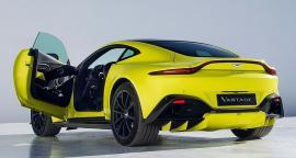 Ακούστε το συγκλονιστικό ήχο της νέας Aston Martin Vantage [Vid]