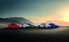Ρεκόρ πωλήσεων το 2017 έκανε η Aston Martin