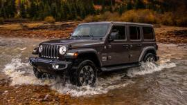 Με κινητήρα 2.0 λίτρων το νέο Jeep Wrangler