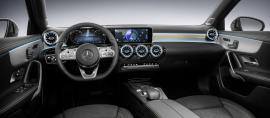 Αυτό είναι το εσωτερικό της νέας Mercedes A-Class