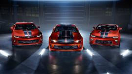 Camaro COPO 2018 και Camaro Hot Wheels 50th Anniversary Edition [Vid]
