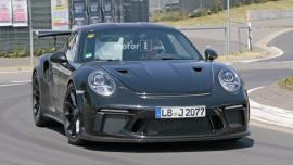 Αποκλειστικά αυτόματη η νέα Porsche 911 GT3 RS