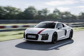 Audi R8 V10 RWS, το πρώτο πισωκίνητο R8