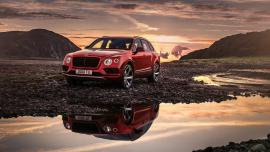 Bentley Bentayga με V8 κινητήρα και 550 άλογα
