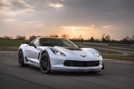 Σε δημοπρασία η πρώτη Chevrolet Corvette Carbon 65