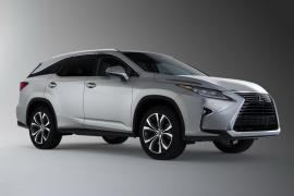 Lexus RX L με επιπλέον 11cm μήκος