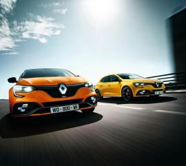 Με 280 ίππους το νέο Renault Megane R.S. [Vid]