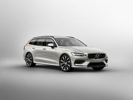 Νέο Volvo V60: Ξεχάστε ότι ξέρατε για τα station wagon [Vid]