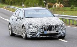 Επιβεβαίωσε η AMG για την Mercedes Α35 AMG