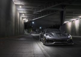 ZR1, η γρηγορότερη και η δυνατότερη Corvette