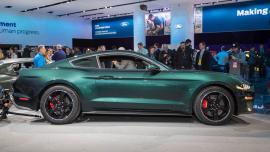 Για καλό σκοπό πουλήθηκε η πρώτη Ford Mustang Bullitt