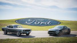 Ford Mustang Bullitt με 475 άλογα