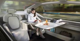 Η Volvo παρουσιάζει το 360c Concept