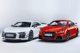 Νέα πακέτα αναβαθμίσεων Sport Performance Parts για τα Audi ΤΤ και R8